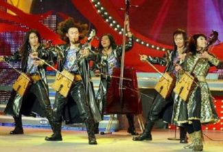 蒙古馬頭琴